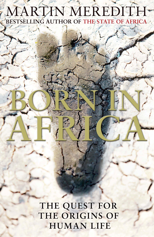 Foto bij Boek | Born in Africa