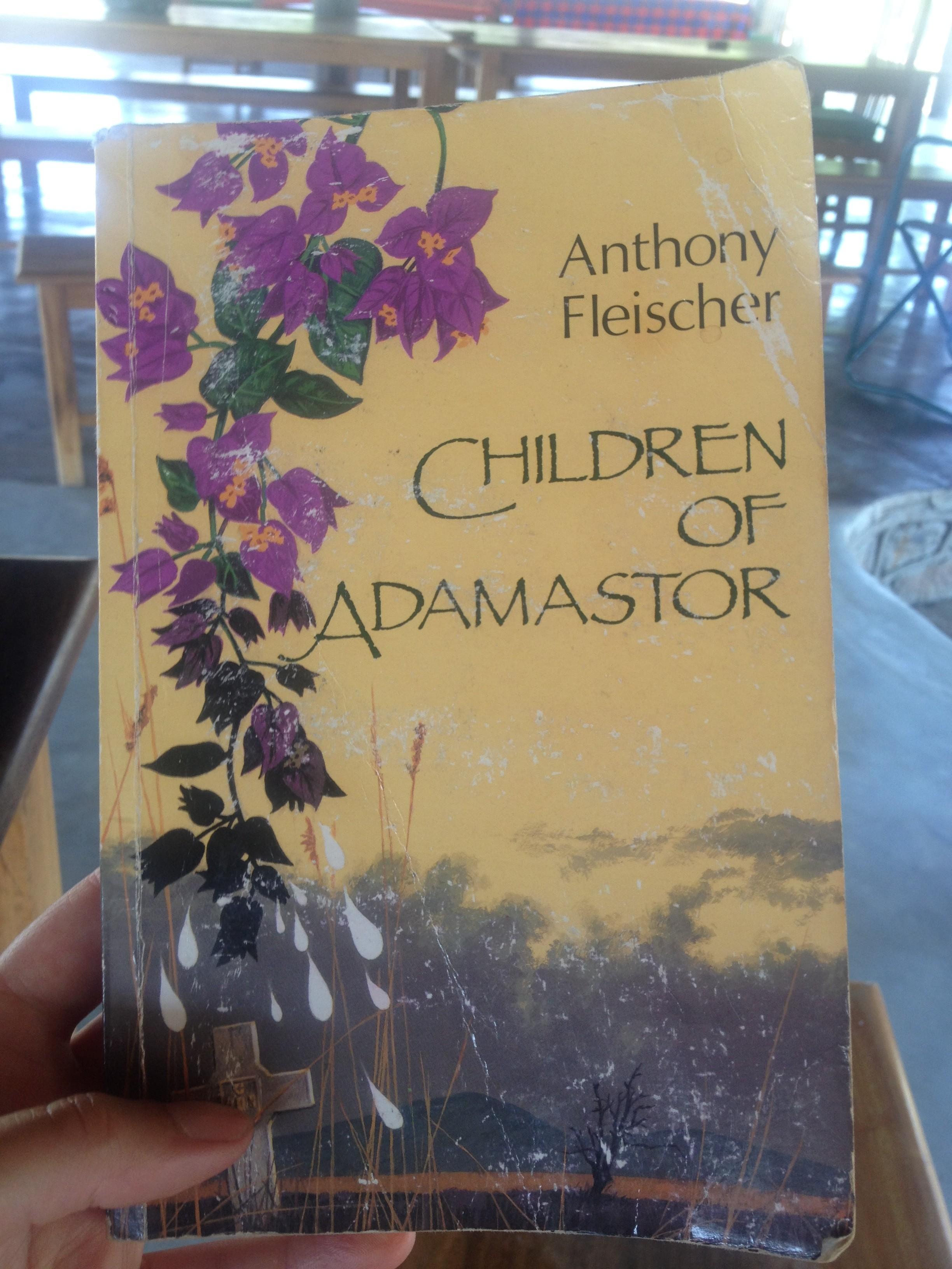 Foto bij Boek | Children of Adamastor
