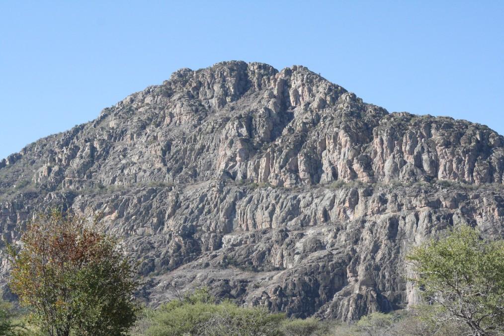 Foto bij Tsodilo hills