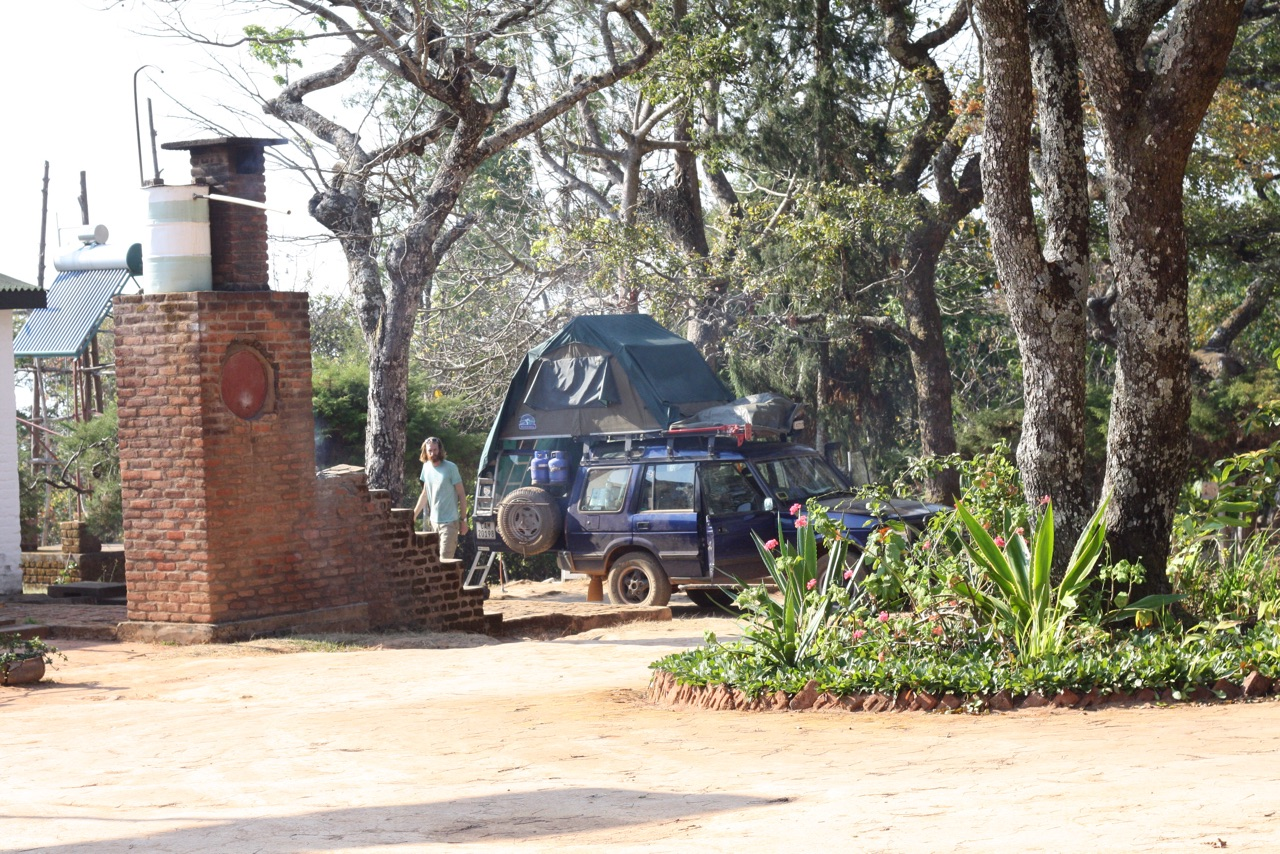 Foto bij Landy | Ntchisi Forest