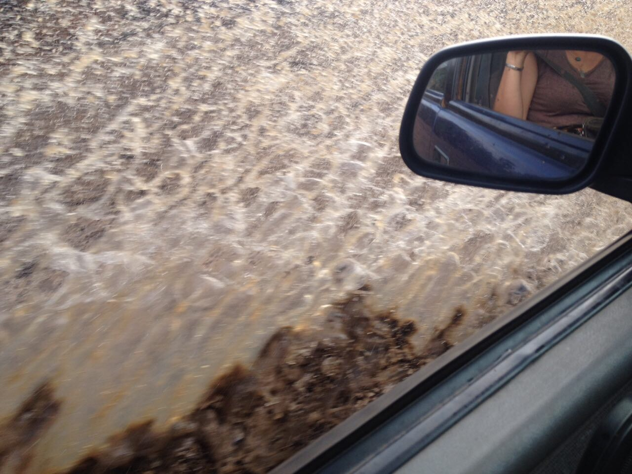 Foto bij Niassa | Terugreis