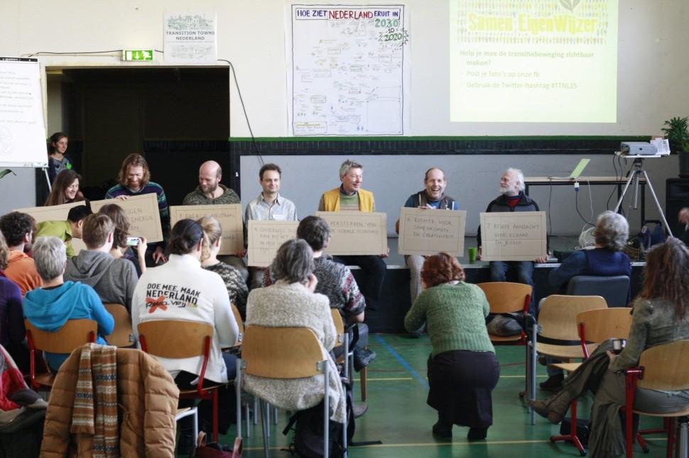 Het manifest van Transition Towns Nederland