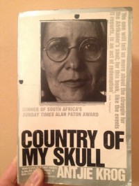 Foto bij Boek | Country of my skull