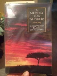 Foto bij Boek | A Memory For Wonders