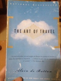 Foto bij Boek | The Art of Travel