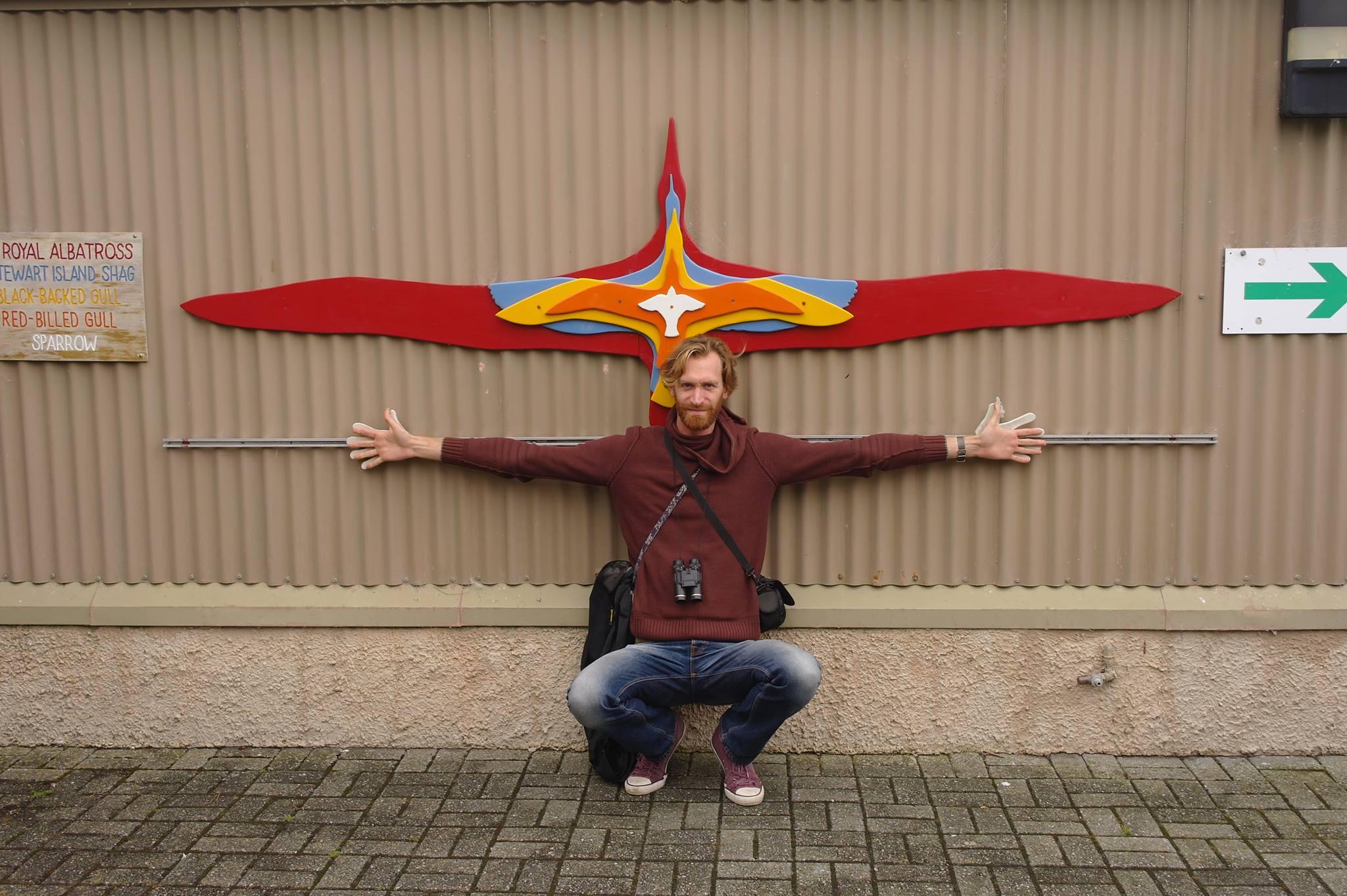Foto bij Royal Albatross Centre