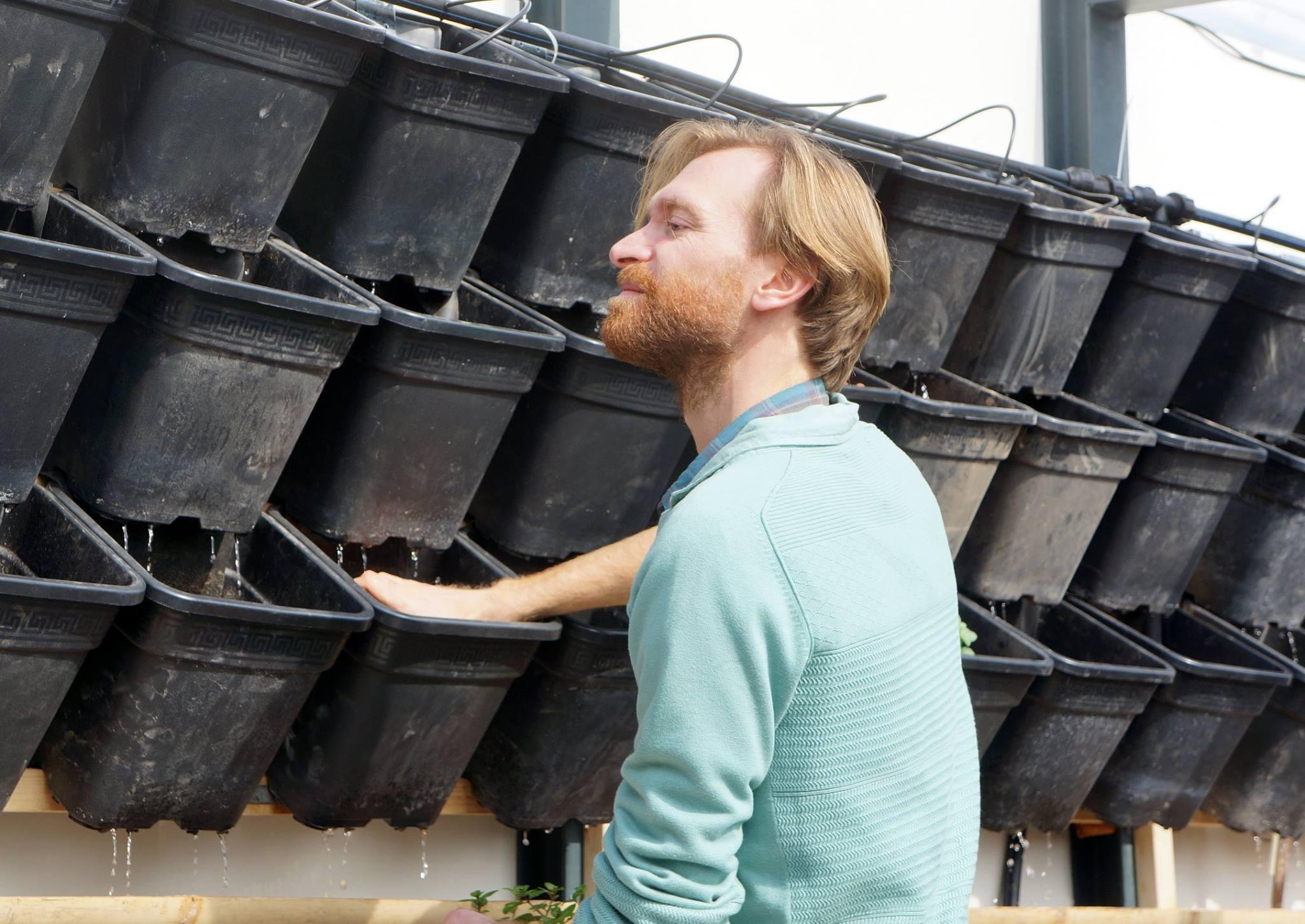 Foto bij Urban Farming Workshops in Amsterdam