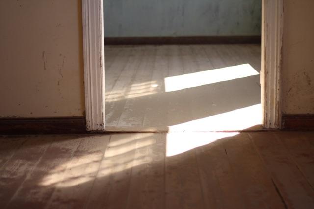 Foto bij Kolmanskop