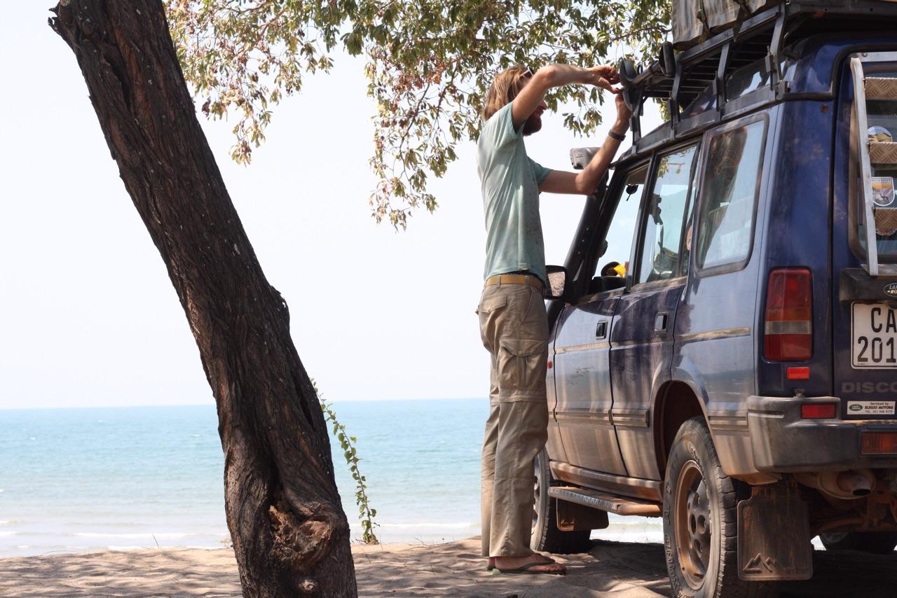 Foto bij Landy | Lake Malawi