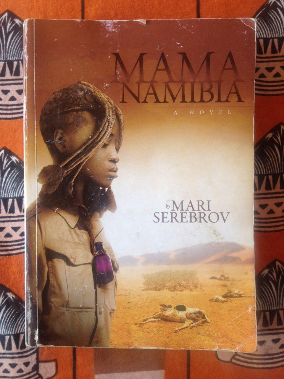 Foto bij Boek | Mama Namibia
