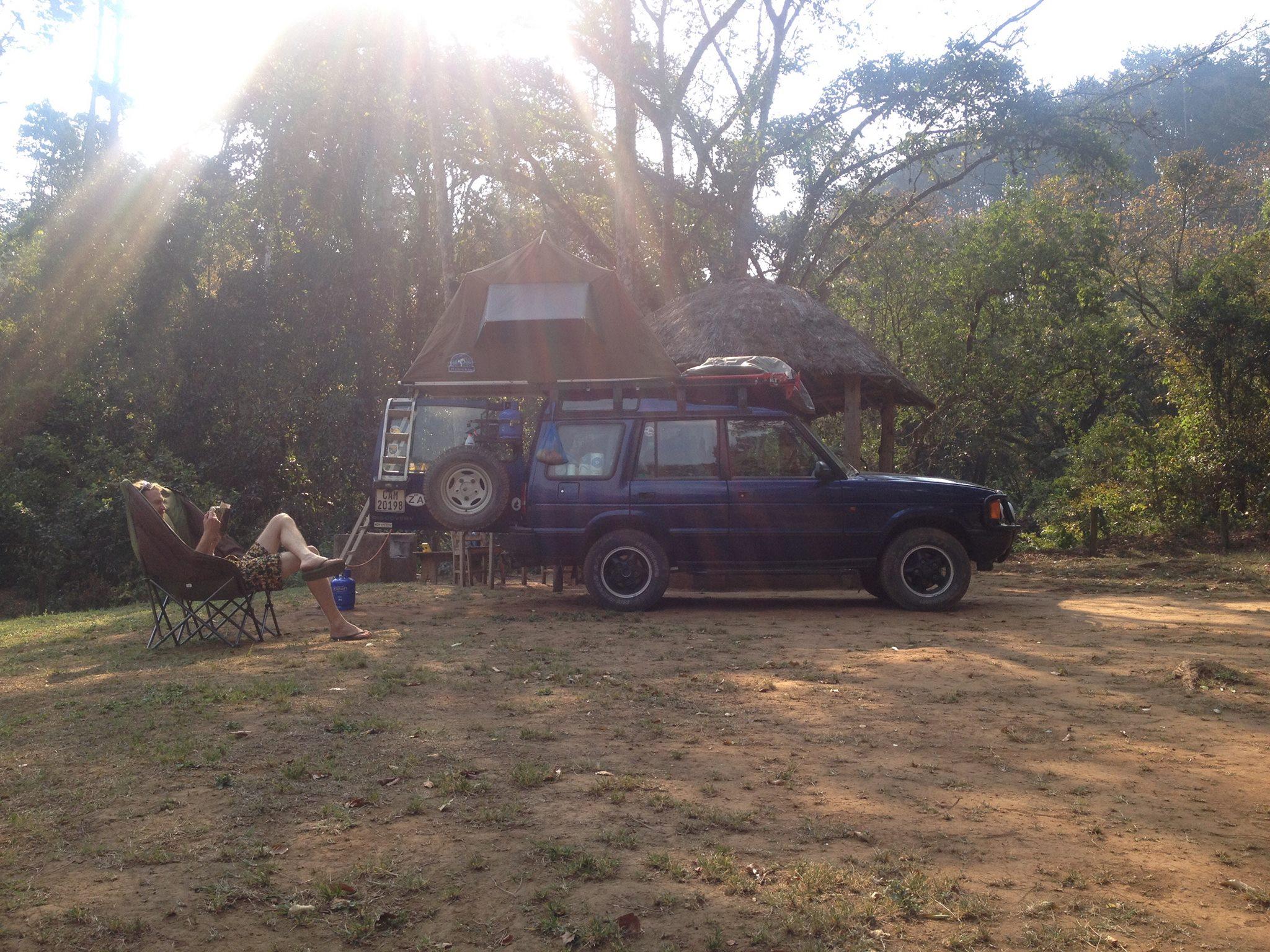 Foto bij Zomba Plateau
